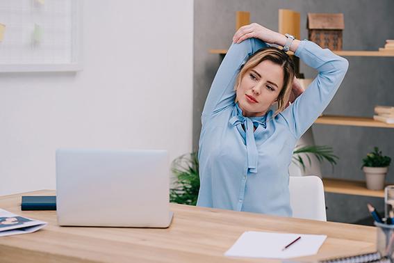 5 dicas para melhorar a sua ergonomia em tempos de home office