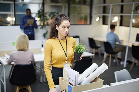 Sua empresa tem muita rotatividade de funcionários?